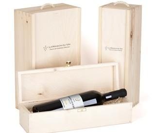coffret vin cadeau affaire