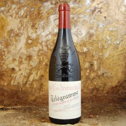Chateauneuf-Du-Pape-Telegramme-2012-Brunier