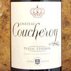 Chateau-Coucheroy-Pessac-Leognan 2013