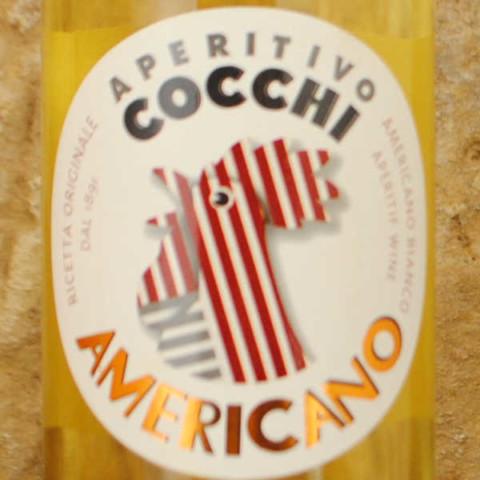 Americano bianco Cocchi