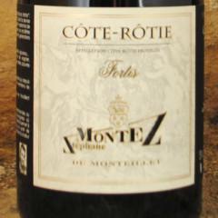 Côte Rôtie - Fortis 2013 - Stéphane Montez étiquette