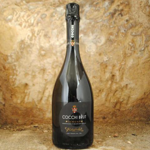 vin petillant italien cocchi brut