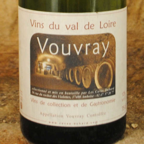 vouvray 1958