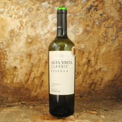 Alta Vista vin argentin blanc