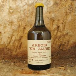 arbois puffeney vin jaune vin de paille