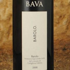 Barolo 2008 Domaine Bava