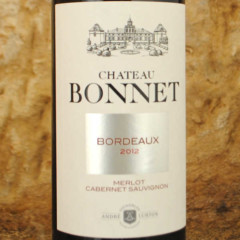 Bordeaux Chateau Bonnet 2012 André Lurton