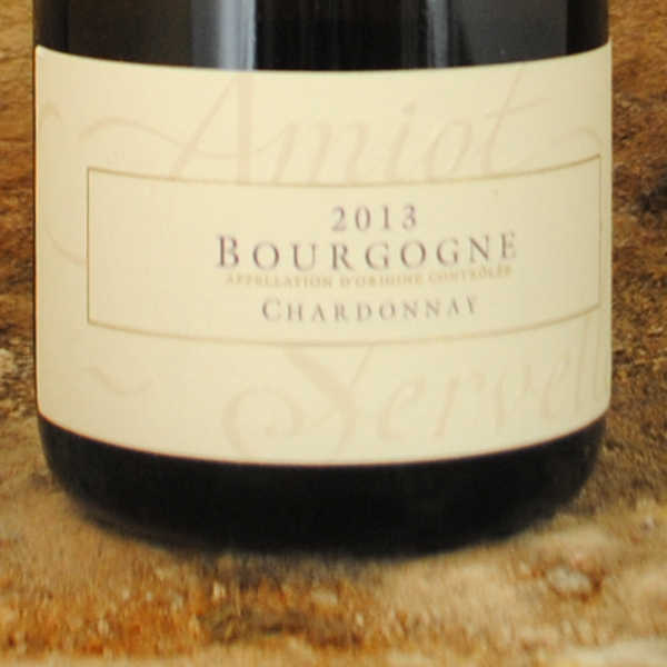 Bourgogne (aoc) Chardonnay 2013 - Amiot-Servelle