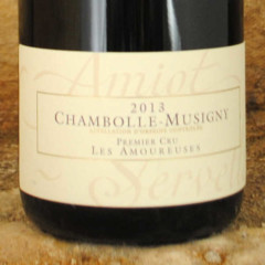 Chambolle-Musigny Premier Cru - Les Amoureuses 2013 - Amiot-Servelle
