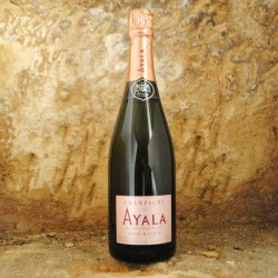 Champagne Ayala Rosé Majeur bouteille