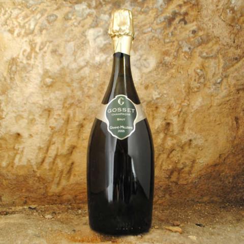 Champagne Gosset - Grand Millésime 2006