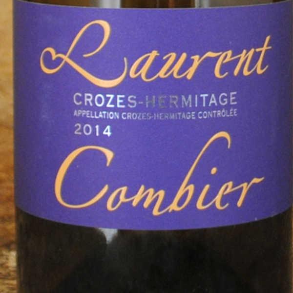 Crozes Hermitage blanc 2014 Laurent Combier