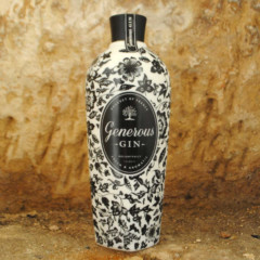 gin francais generous gin