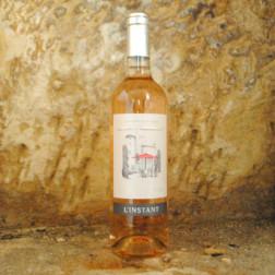 L'Instant Rosé 2015 - Domaine de la Grande Courtade famille fabre