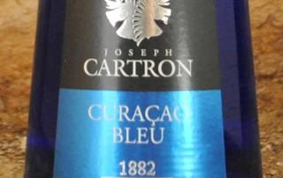 curaçao bleu joseph cartron