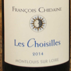 Montlouis-sur-Loire Les Choisilles 2014 François Chidaine