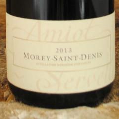 Morey Saint Denis 2013 - Domaine Amiot-Servelle