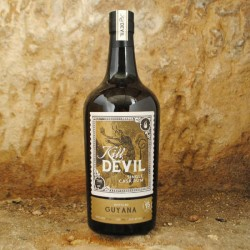 Rhum Kill Devil Guyane 15 ans bouteille