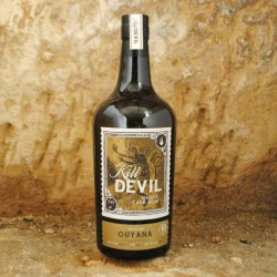 Rhum Kill Devil Guyane 10 ans
