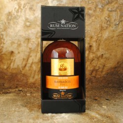Rum Nation Barbades 10 ans