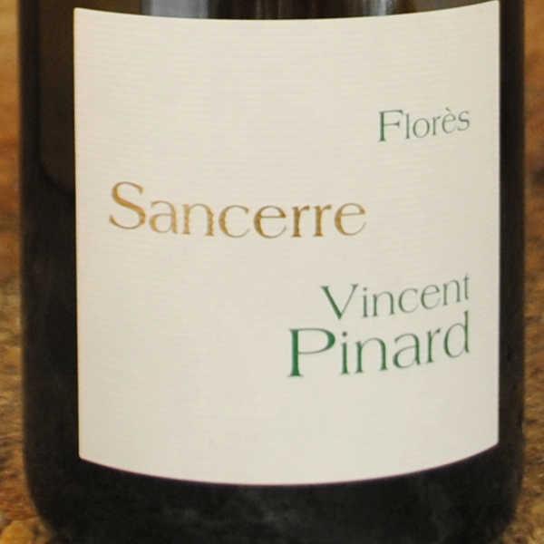 Sancerre Florés Vincent Pinard