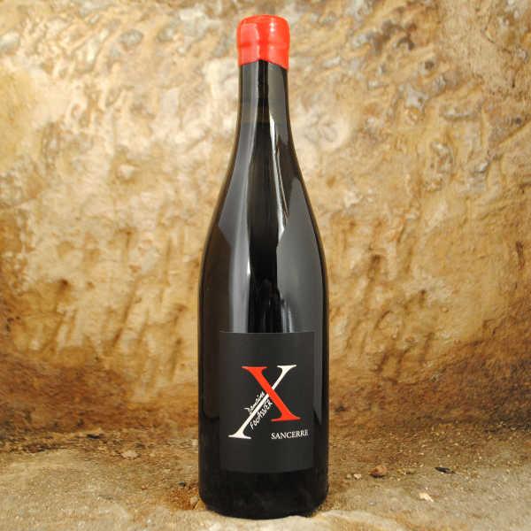 Sancerre rouge - X - Domaine Fouassier