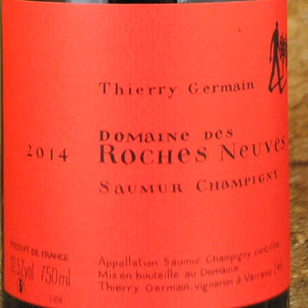 Saumur Champigny - Domaine des Roches Neuves 2014