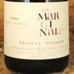 Saumur-Champigny - La Marginale 2009 - Thierry Germain étiquette