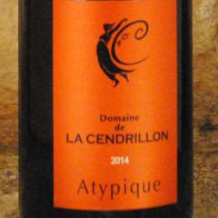 Atypique 2014 - Domaine de la Cendrillon