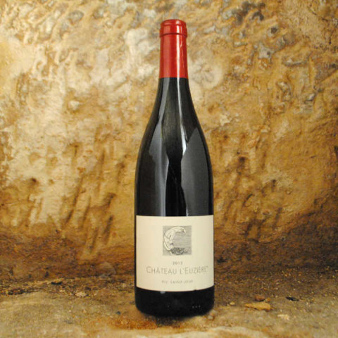 Pic Saint Loup 2012 les escarboucles - Château l'Euzière