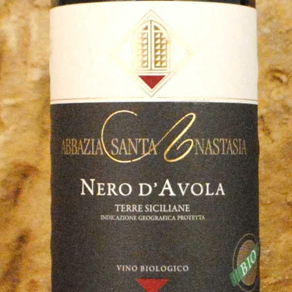 Nero d'Avola - Abbazia Santa Anastasi