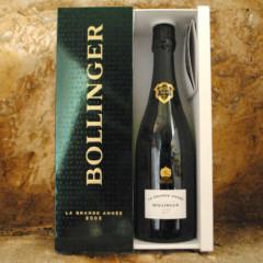Champagne Bollinger - La Grande Année 2005