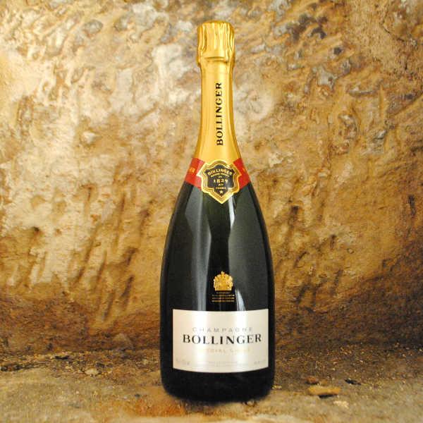 Champagne Bollinger - Spécial Cuvée