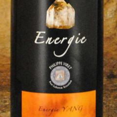 Energie Yang - Domaine Philippe Viret étiquette