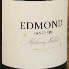 Sancerre Cuvée Edmond Alphonse Mellot 2014