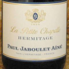 Hermitage La Petite Chapelle 2010 Paul Jaboulet