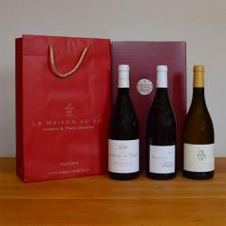 coffret vin cadeau loire