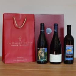 coffret cadeau vin luxe