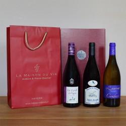 coffret cadeau vins rhone