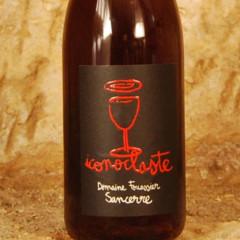 Sancerre vin natureIconoclaste étiquette- Domaine Fouassier