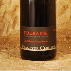 Touraine Rouge 2016 - François Chidaine