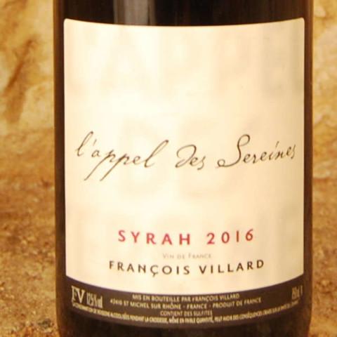 L'Appel des Sereines 2016 - François Villard