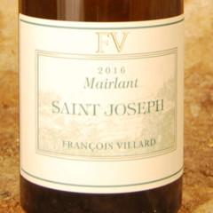 Saint Joseph Blanc - Mairlant 2016 - François Villard