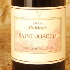 Saint Joseph Rouge - Mairlant 2015 - François Villard