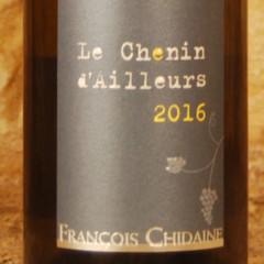 Le Chenin d'Ailleurs 2016 - François Chidaine