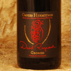 Crozes Hermitage - Georges 2016 - David Reynaud