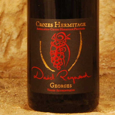 Crozes Hermitage - Georges 2016 - David Reynaud