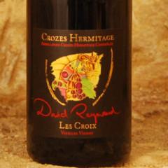 Crozes Hermitage - Les Croix 2015 - David Reynaud étiquette