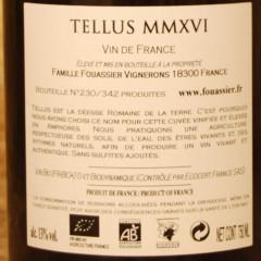 Sancerre Tellus Domaine Fouassier