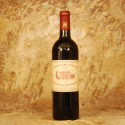 Château Margaux - Pavillon Rouge 2004